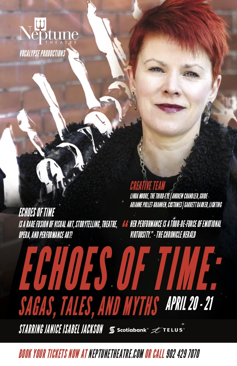 Echoes of Time Poster