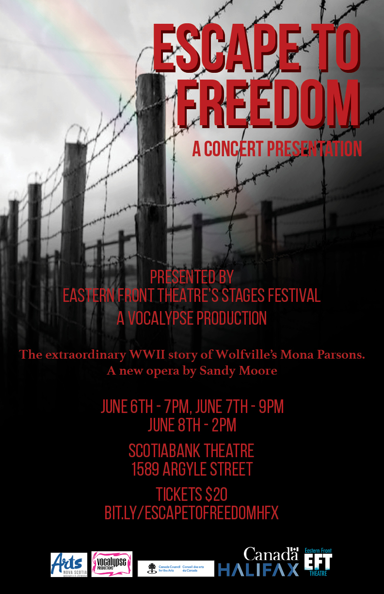 Escape to Freedom Poster
