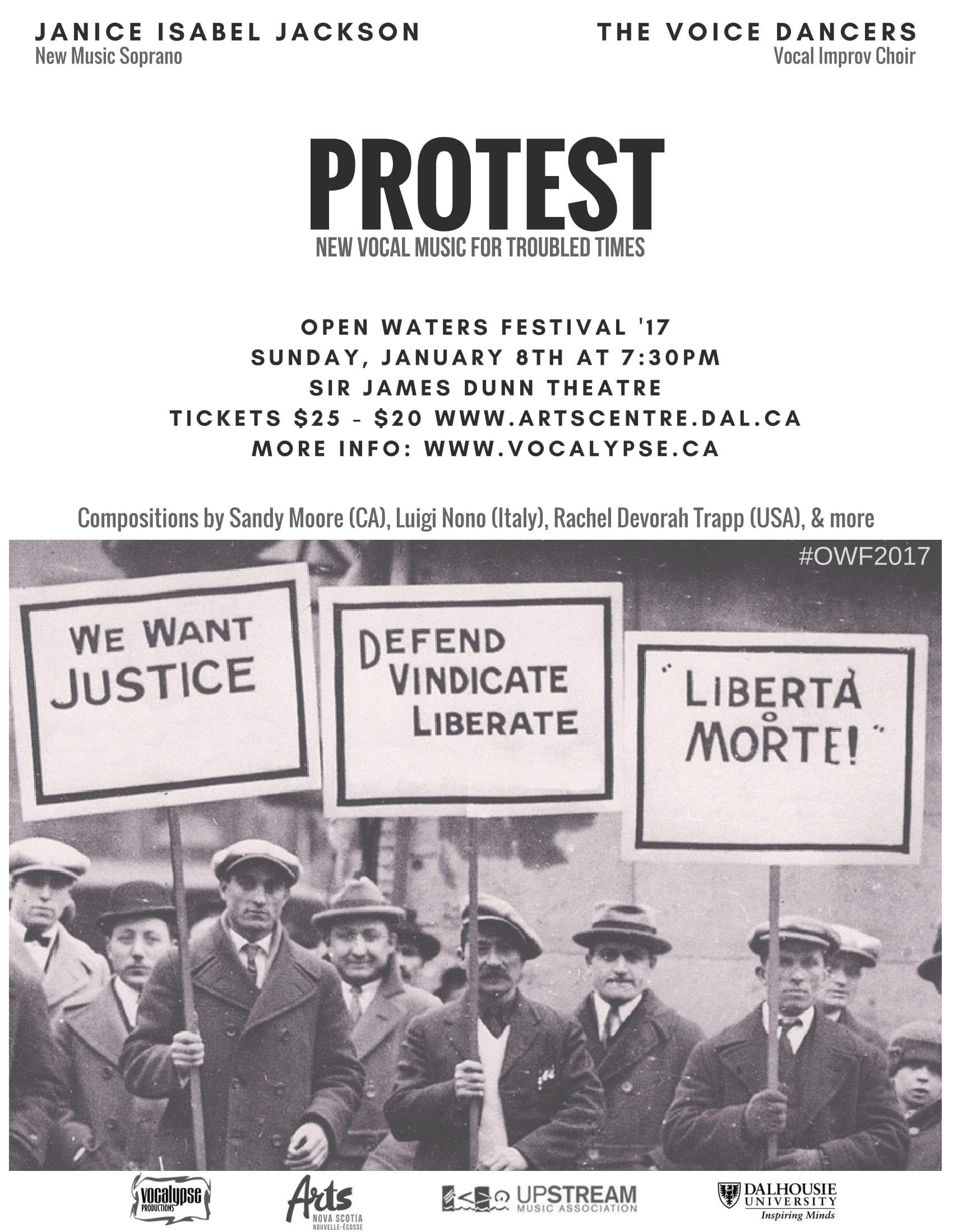 Vocalypse PROTEST